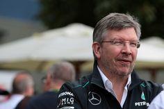 Round 1, Rolex Australian Grand Prix 2013, Practice Session, Ross Brawn, Team Principle, Mercedes AMG Petronas F1 Team