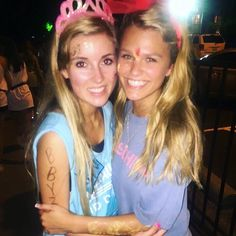 Happy Birthday to this sweet suite mate! I love you so much Tarrie. You da bomb.  #ΓΤΜ #help by meghanriddle1