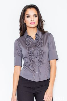 Grey Figl Shirts