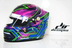 Helmet Paint, Racing Helmets, Helmet Design, Buckets, Brain, Design Inspiration, Motorcycle, Painting, Hard Hats