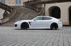 Porsche Panamera GT. I want...