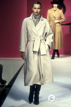 Yves Saint Laurent, Autumn-Winter 1997, Womenswear