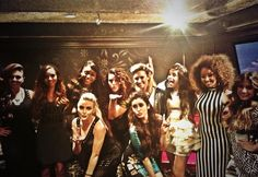 Little Mix, Demi, and Fifth Harmony (Can't wait to see them all in concert in just a couple month!!!)