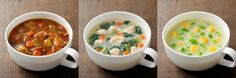 無印フリーズドライスープシリーズに食べるスープ種類が新登場