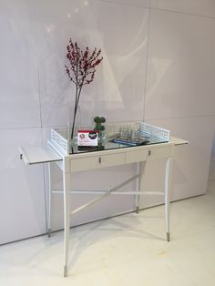 INSPIRATION // Rosenau Collection White Interior, Table, Folding Table, Inspiration, Furniture, Interior, Home Decor