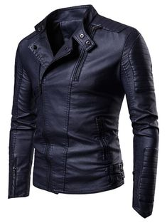 Autunno Inverno 2018 New Faux Leather Giacche Donna Solid Hooded Leacther Streetwear Coat Long Sleeve Zipper Leather Jacket Brown
