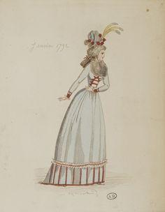 Janvier, 1792.