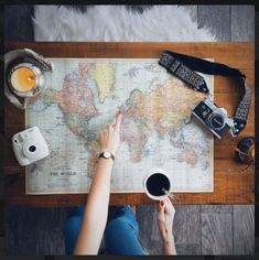 In an ideal world, I would love to travel and explore more of the world