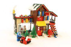 Winter Brickmaker's Shop