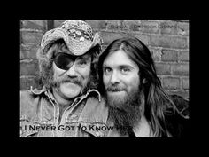 Dr Hook ~ I Never Got to Know Her Dr Hook, Shel Silverstein, Famous Singers, Great Bands, Getting To Know, Back In The Day, Love Songs, Cowboy Hats, Music Videos