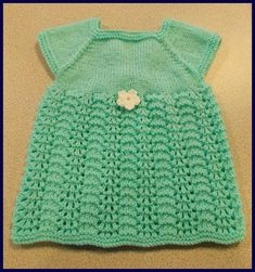 Meadow Sweet Baby Dress