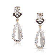 Brilho dos cristais porque hoje a noite promete… Que tal? #divando #jewels #semijoia #joiafolheada #divoryeuuso  #divacomdivory