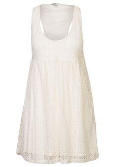 Volcom UR A PISTOL Summer dress white
