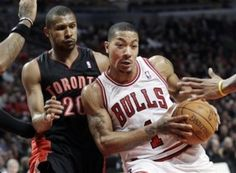 Derrick Rose sat out a shootaround on Friday and while it's not official yet (he will test it in warm ups), don't expect him to suit up Friday night against Kyrie Irving and the Cleveland Cavaliers. #NBA #Bulls #basketball