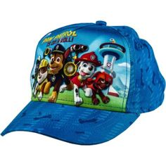 Child PAW Patrol Baseball Hat - Party City