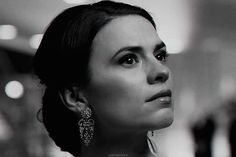 Hayley Atwell Peggy Carter, Hailey Atwell, Hayley Elizabeth Atwell, Amazing Movies, Good Movies, And Peggy, Agent Carter, Marvel Women, Classic Beauty