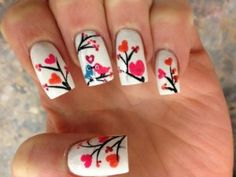 June Nail Art Favorites by Orlando Makeup Artist and LA makeup artist- LOVE this!