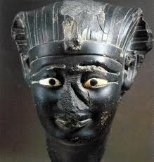 Amenemhat I, also Amenemhet I, was the first ruler of the 12th Dynasty (the dynasty considered to be the beginning of the Middle Kingdom of Egypt). He ruled from 1991 BC to 1962 BC.   Amenemhat I was a vizier of his predecessor Mentuhotep IV, overthrowing him from power.