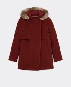 Parka avec laine à capuche Balex_0014 Balex