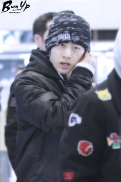 HOW TO SURVIVE FROM HIM? #IKON #HANBIN #B.I