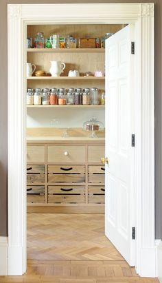 Dinder House Kitchen and Scullery