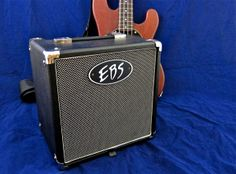 EBS Classic Session 30 + P-Man bass