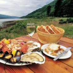 Scottish lunch vía www.bighospitality.co.uk  #food #foodie #yummy #like #instagood #bonvivant #gourmet #scotland