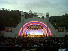 | Hollywood Bowl July 4th...