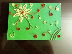 Peacful card
