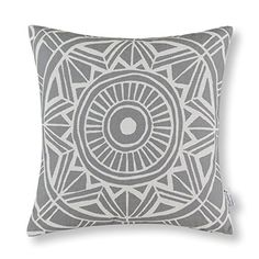 Brand: Euphoria  Contain: 1PC Cushion Cover/Shell, No Insert or Filler  Invisible/Hidden Zipper in One Side  This exotic design cushion cover will ...
