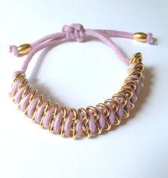 Rose Fishtail Bracelet