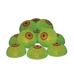 Glow In Dark Eyeball Poppers/45mm | Party Supply Store | Novelty Toys | Carnival Supplies | USToy.com