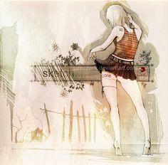 SketchCore... by *iumazark on deviantART