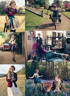 Emma Watson. I love her. And this spread.