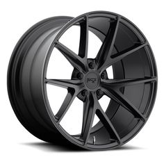 "17"" 18"" 19"" 20"" 21"" 22"" Niche Wheels M117 Misano Matte Black Rims *Free Shipping #AudioCity"