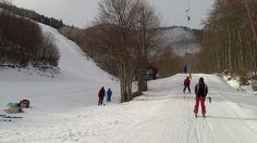 3 5 pigadia ski resort. Greece