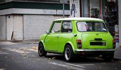 Austin Mini Cooper, Benji Auto, flickr photo #MiniCooper, Auto, Classic car