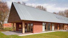 modern barn house - Google Search