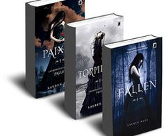 Also part of the series are Fallen in Love and Rapture Lauren Kate, Fallen Series, Constellations, Falling In Love, Thoughts, Reading, Books, Favorite Things, Rest