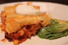 Freezer Meals: Mexican Lasagna - Good for stocking meals before baby comes | Hellobee