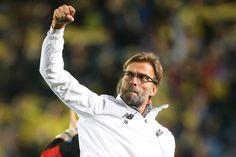 Klopp Yakin Tumbangkan Villarreal di Anfield