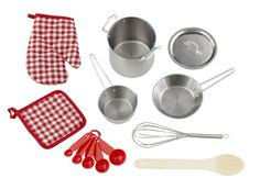 Eenie, Meenie, Miney, Mini Cooking Set  | The Land of Nod