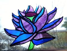 Black Lotus stained glass - Imgur