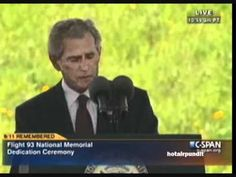 Bush Speech At Shanksville Memorial Flight 93 Memorial, Gw, Places Ive Been, Presidents, Count, Freedom, Blessed, Memories, Liberty