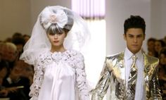 WHAT IS COUTURE?  It's come to our attention that couture's confusing. Clothes don't earn the label just because they debut in Paris, or because they walk a runway on Lara Stone's back, or because they cost an obscene amount of money.
