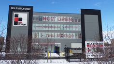Toronto Self Storage & Real Storage (Calgary-Southbend) - 4205 116th Avenue SE Calgary AB ...
