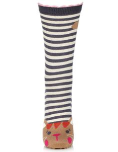 Kitty Cat Face Socks | Multi | Accessorize 5,50e