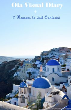 The island that most honeymoon, wedding photos and romantic getaway Pintrest boards are made off. Yes, I am sure you have heard of Santorini or at least seen…
