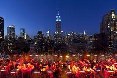 19 terrazas de Nueva York