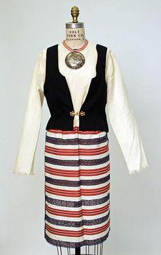 A Finnish dress